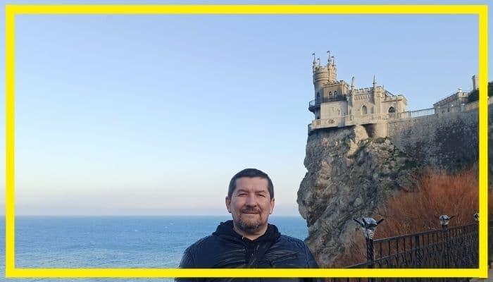 Путешествие в Крым (обложка)